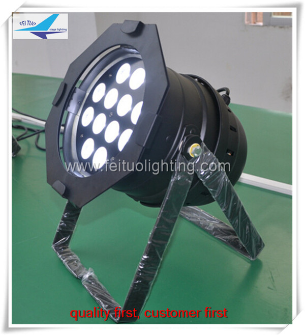 Wholesale Par Lights RGBWA UV 24X18W Par Can 6 in 1 DJ Party Strobe DMX-512 Par LED Stage Light