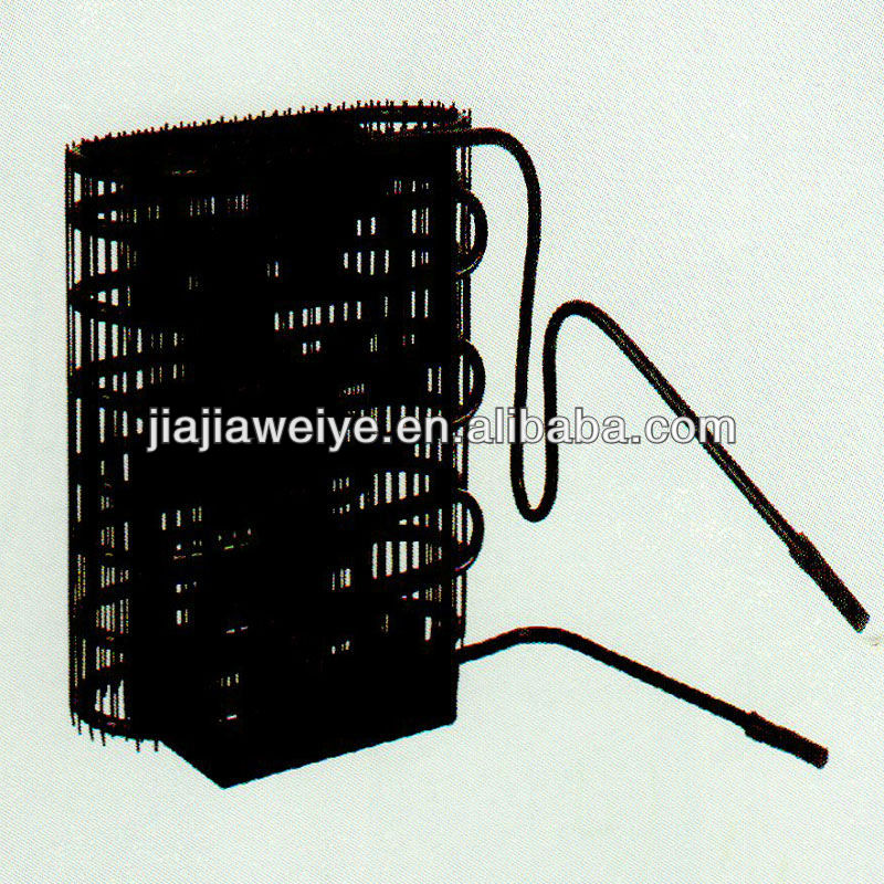 Refrigerator condenser refrigerator parts air cooled condenser price