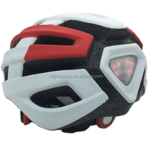 safety bike helmet led light for bike