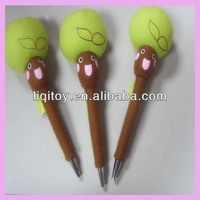 Cute tree of life shaped ball pen toy
