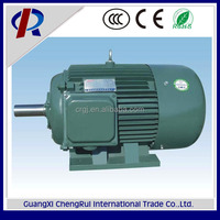 YD Series Motor Multi-Speed Pole-changing Three Phase Electric Motor IP54
