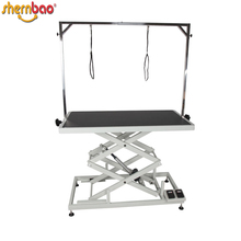Shernbao FT-899 Foldable height adjustable Electric lift pet dog grooming table