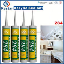 clear siliconized adhesive gel high quality,acrylic sealant