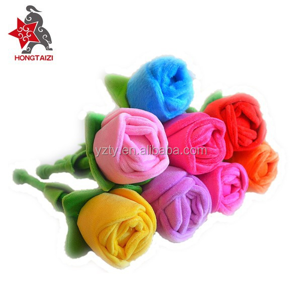 hot selling plush toy bouquet for Valentine's day