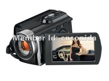 Personal use 1080P 720P 5.0 MP CMOS sensor 2.7 inch screen supper x16 digital zooom digital video camera/dv camcorder/DV camera