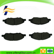 Supply Backing Plate FMSI Semi metal, Low Metal, Ceramic Material Brake Pads For NISSA-8290 93370275 NONE INDICATED Use For OPEL
