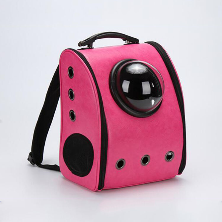 OEM custom backpacker for cat and dog wholesale luxury pet carrier