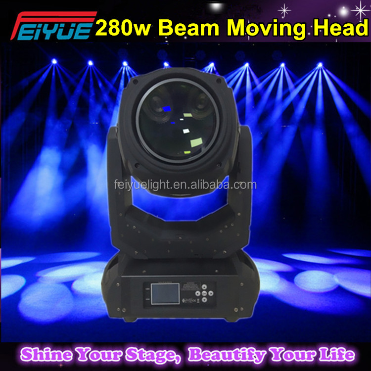 Accept Paypal DJ Beam Stage Lighting 280w Beam Moving Head Light 10R