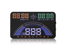 New Products 5.8Inch Screen Car Hud S7 Safeguard Pop Up Displays