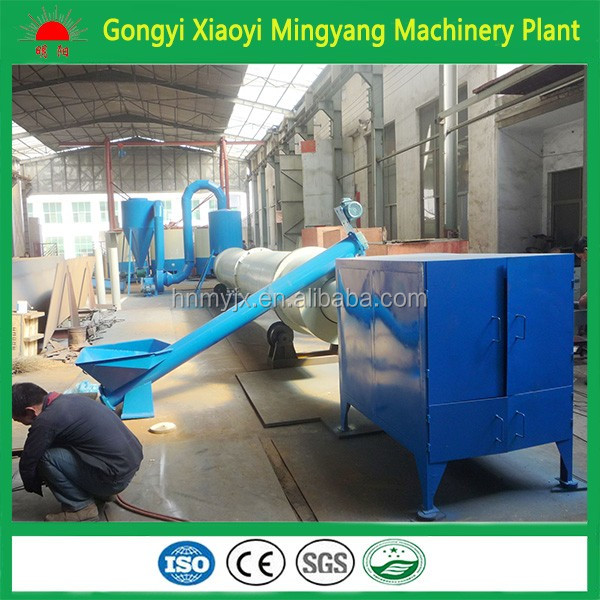 China factory Hot selling Agricultural wastes sawdust air dryer for biomass materials 008618937187735