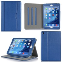High Quality Anti- shock Premium PU Leather Tablet Case For ipad mini 2
