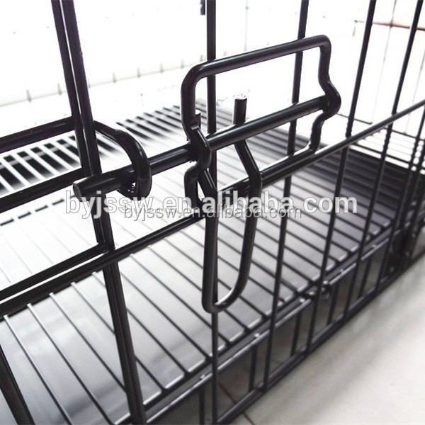 Fiberglass Dog Cages ,Fence Dog Cage ,Large Steel Dog Cage .