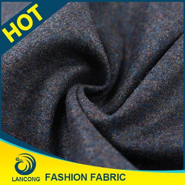 Best selling Custom Elegant wool fabric for suit fabric