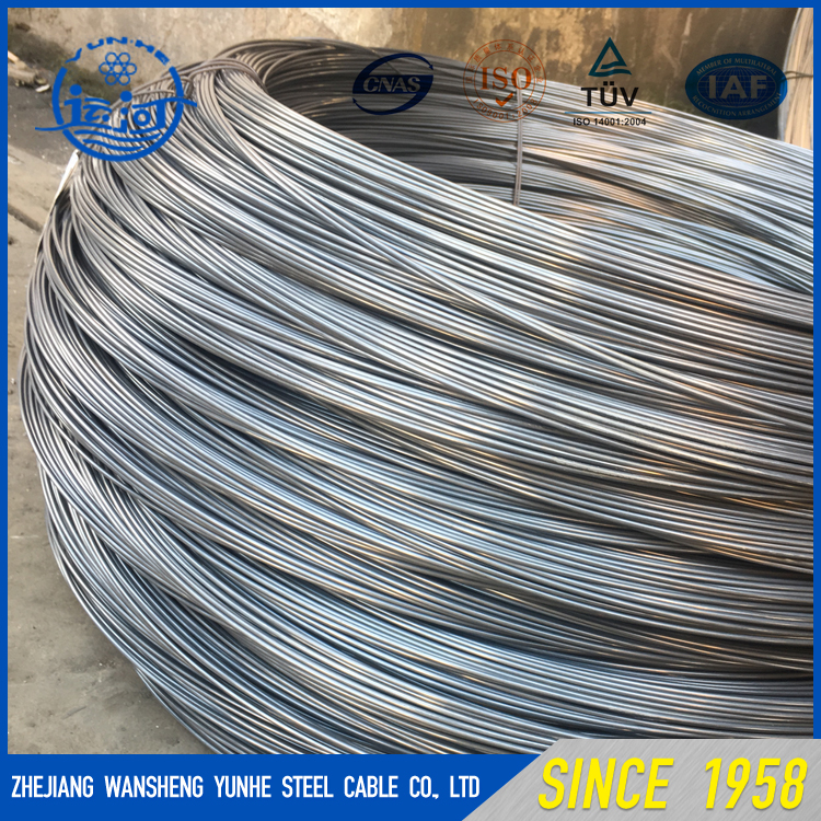 1570Mpa 8 Gauge Galvanized Wire---From Hebei Wanlida Metal Wire Wire Mesh CO.,LTD