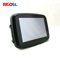 Touch Screen car player gps for wireless enabled with free map
