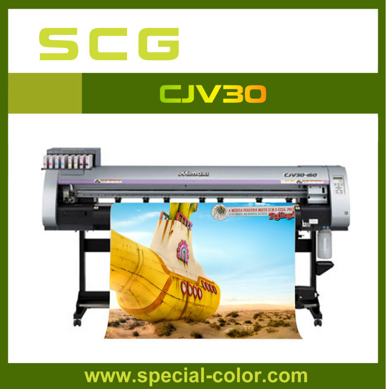 Mimaki advertising Printer And Cutter CJV30-130 prices