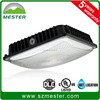 UL CUL DLC 45w 70W& gas station led canopy lights LED Garage and Canopy Fixtures