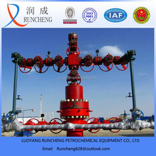 LRC series high pressure gasfield ASME Xmas tree for wellhead test