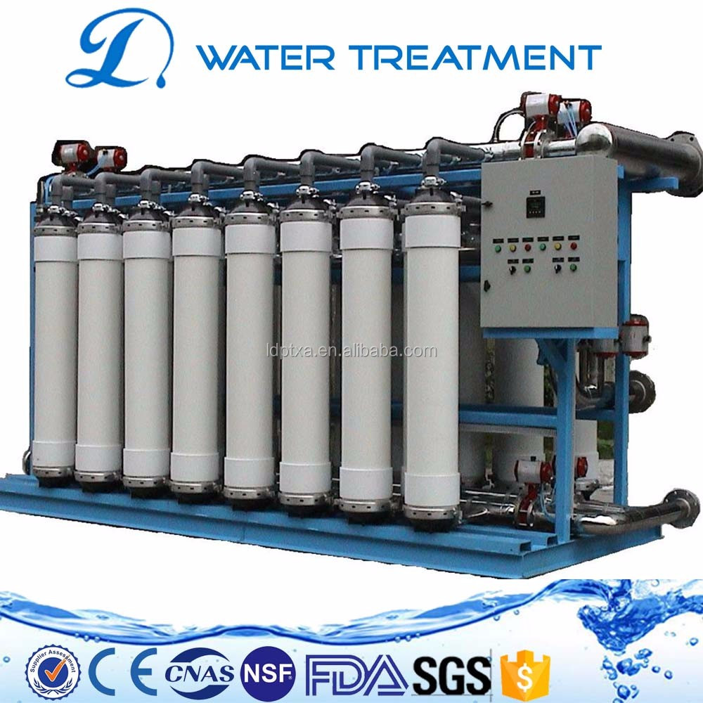 3000L/H water treatment ultrafiltration equipment machine