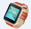 High quality watch for men big touch screen function gps,heart rate,GSM Card for android/ios