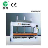 high quality and hot sale woodworking door cold press machine hot sale
