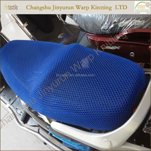Heat insulation Honeycomb 3D mesh cooling motorcycle seat cover