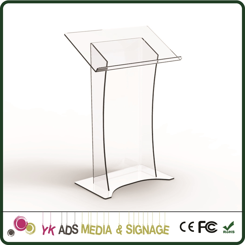 stage podium Customized Size Customer's Logo Accepted