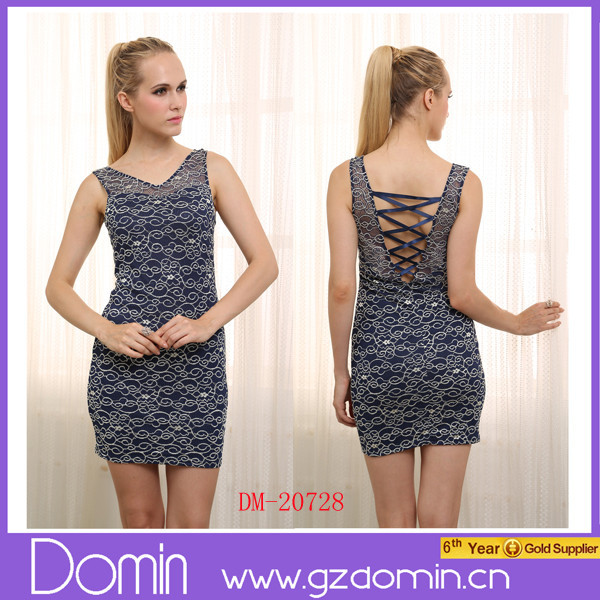 2015 Summer Fashion Sexy V Neck Brand Women Clothing