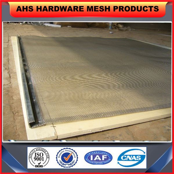 AHS 471 High Quality,31 years factory best price 201 304 316 430 stainless steel wire mesh / stainless steel woven mesh