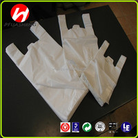 T-Shirt Bags and Poly Roll Bags without printing