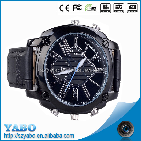 Hidden Camera Watch 8GB 16GB Hd 1920*1080P Dvr Video recorder Watch Driver