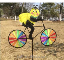 Classic children toy reflect light sequins colorful windm,ill bicycle <strong>windmill</strong>