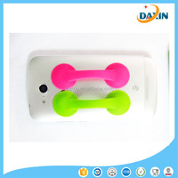Manufactoy Silicone Sucking Wholesale Silicone Phone Holder/ Stand tool