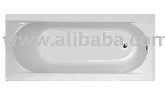 Acrylic bath tub 1700 x 750mm