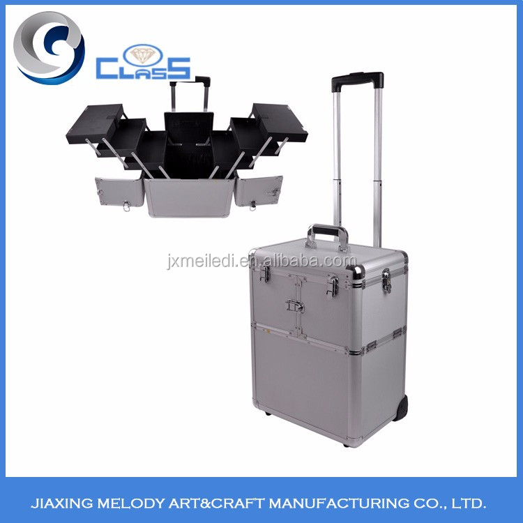Sales of Chinese manufacturers of high quality and low price aluminum trolley case