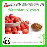 Chinese 100% Natural Hawthorn Extract Hawthorn Flavone 30% with Cardiotonic effect