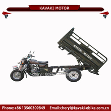 Manufactur product tricycle truck modified radio 150cc fashion gasoline kavaki tricycle
