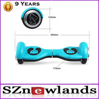 Hot Seller New Kids Hoverboard Electric 2 Wheel Self Balance Scooter