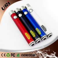 CE RoHS certification High Quality ego v v2 mega 1200mah variable voltage battery