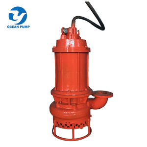 High Efficiency Submersible Sand Dredging Pump