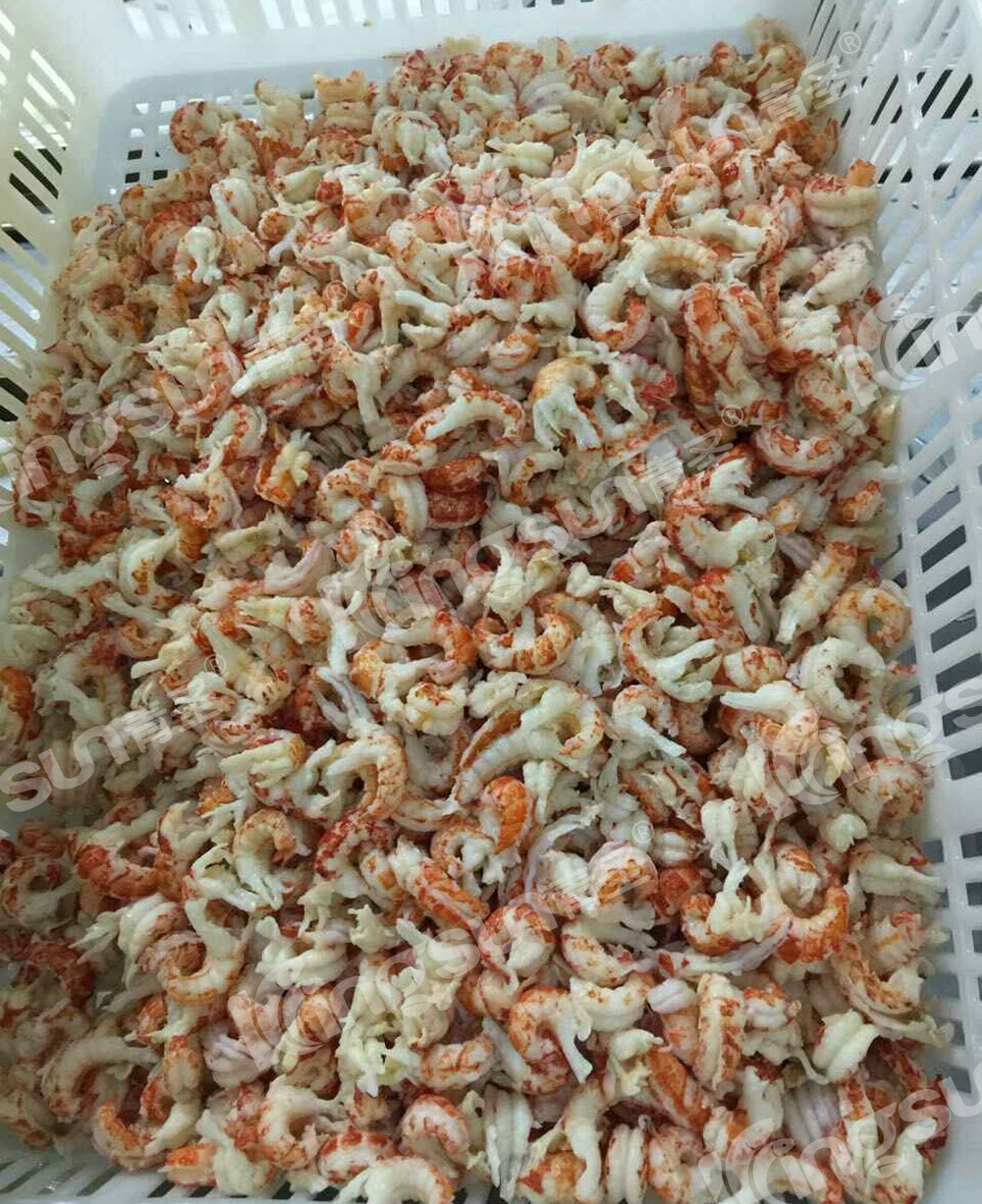 Cooked & Peeled Crayfish Crawfish in Great Flavor