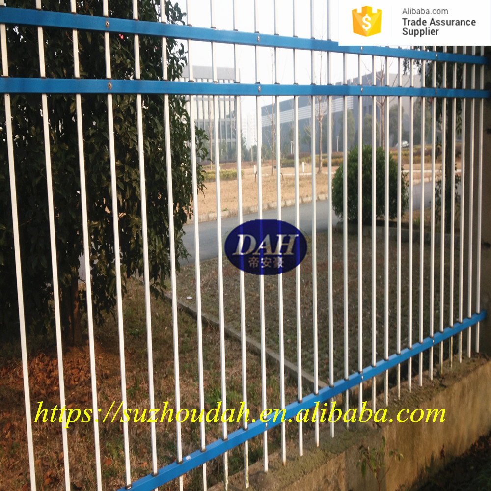Factory Price spear top backyard metal fence