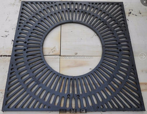high quality ductile iron /cast iron tree grating