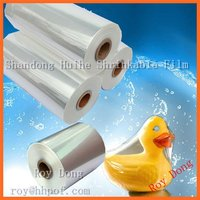 transparent dustproof shrink wrap film pof