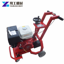 YG pavement road grooving machine for concrete crack cutting