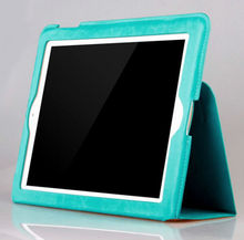 For ipad leather case with stand,accessories for ipad