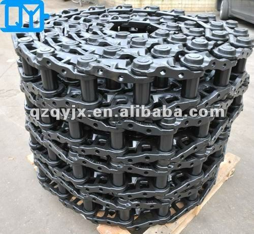 Samsung excavator track link/chain link/track chain SE210-2 OEM Part No.1082-02210