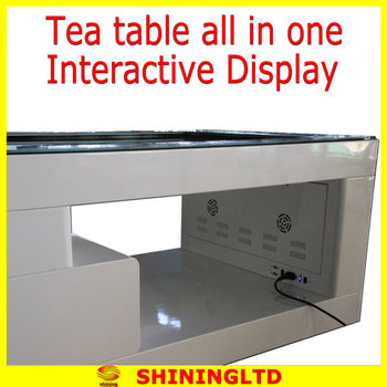 SH4683CJAIO-T 46 inch Tea table all in one Interactive Display
