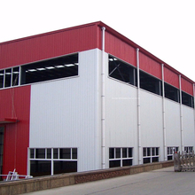Factory price Prefabricated Fast Assembling H Beam Steel Structure Assembly Workshop building
