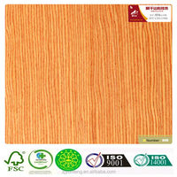 Engineered Veneer CH-119S mdf cherry wood veneer panel